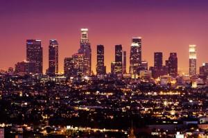 LA pink sky shutterstock_15x10cm