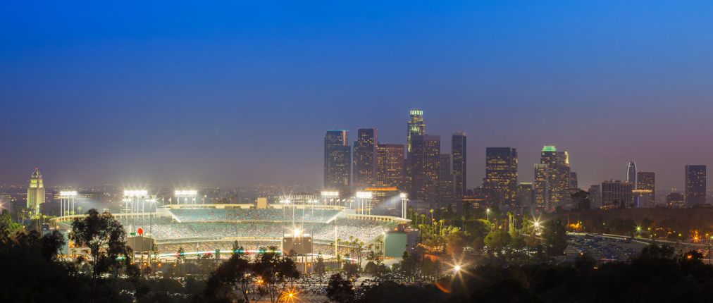 Dodger S Evening Game Trip Summer Only Usa Student Tour